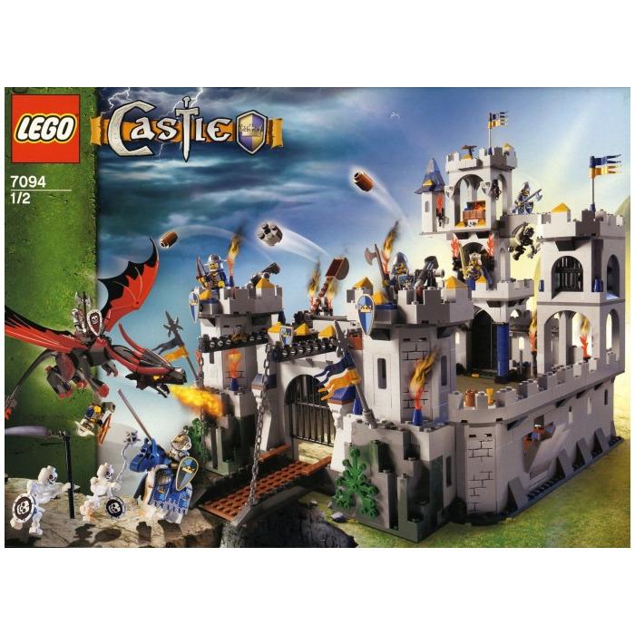 Lego Kings Castle Siege Set 7094 Brick Owl Lego Marketplace