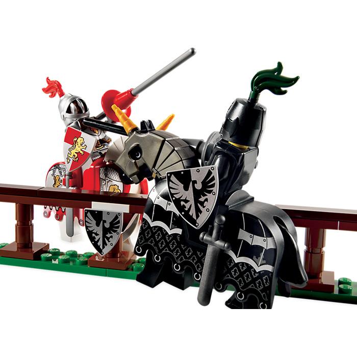 lego kingdoms joust set 10223 brick owl lego marketplace. Black Bedroom Furniture Sets. Home Design Ideas