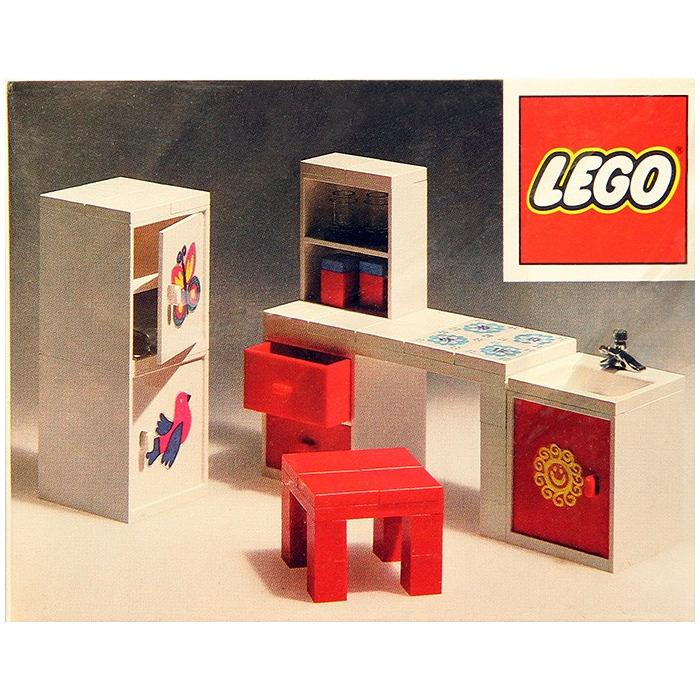 Lego Kitchen Sink And Cupboards Set 292 Brick Owl Lego