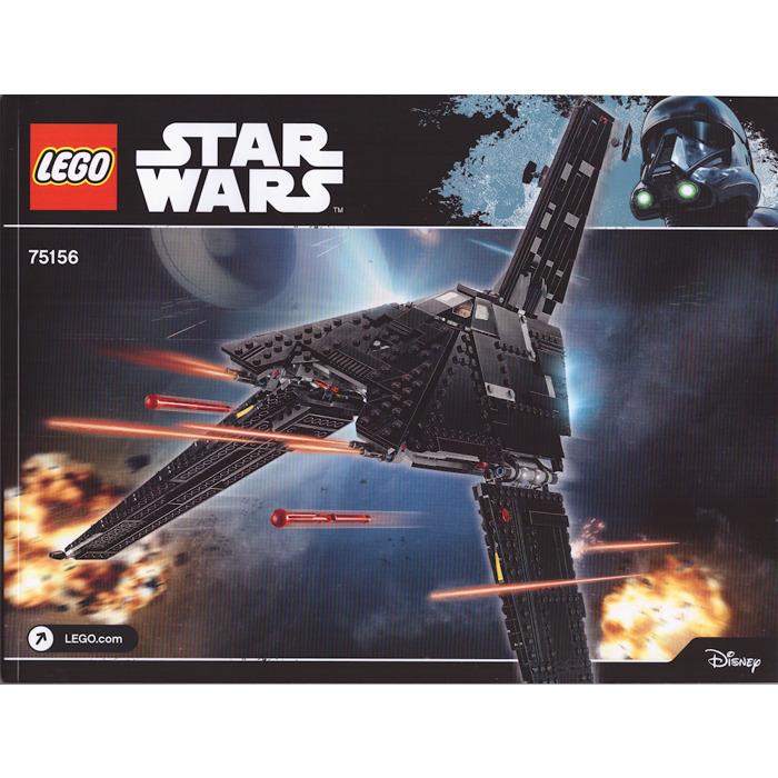 Lego Krennics Imperial Shuttle Set 75156 Instructions Brick Owl