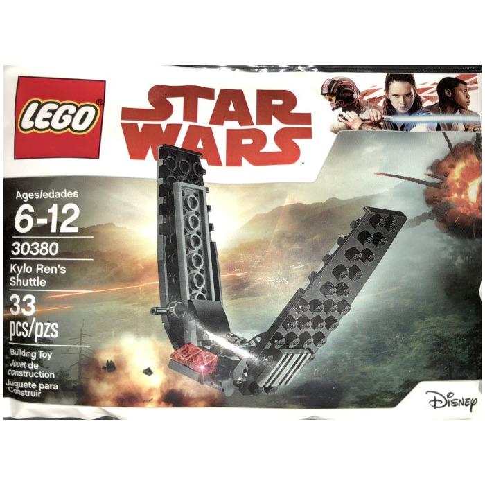 30380 Kylo Ren/'s Shuttle Bagged Star Wars LEGO