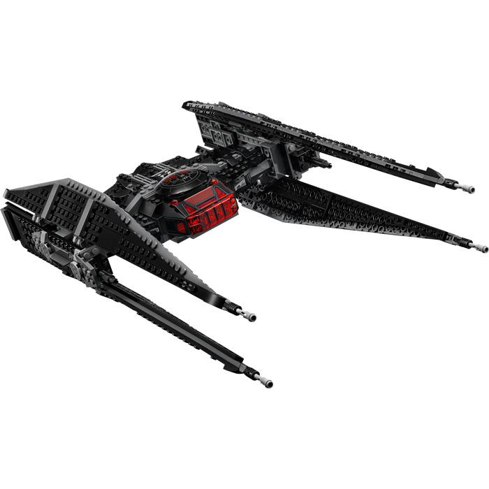 Lego Star Wars 75179 Kylo Ren's TIE Fighter - Lego Speed ...