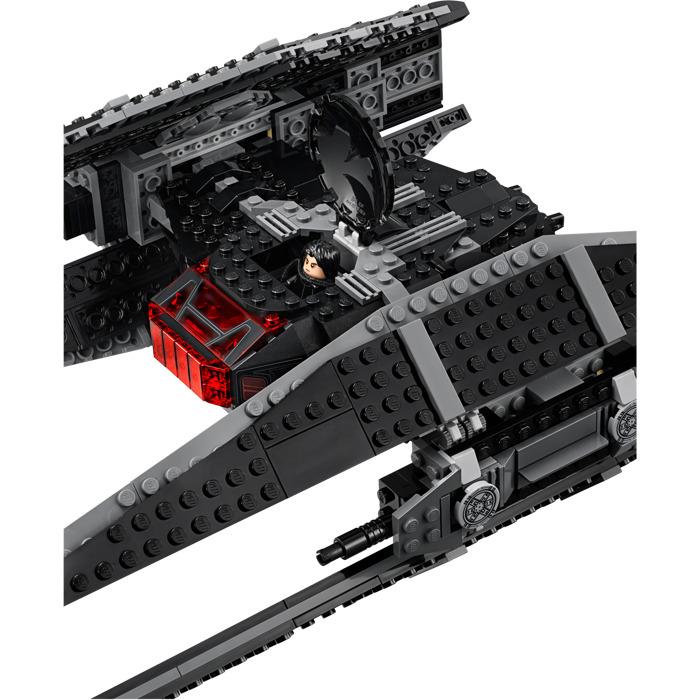 Kylo Ren's TIE Fighter™ - 75179 - LEGO® Star Wars ...