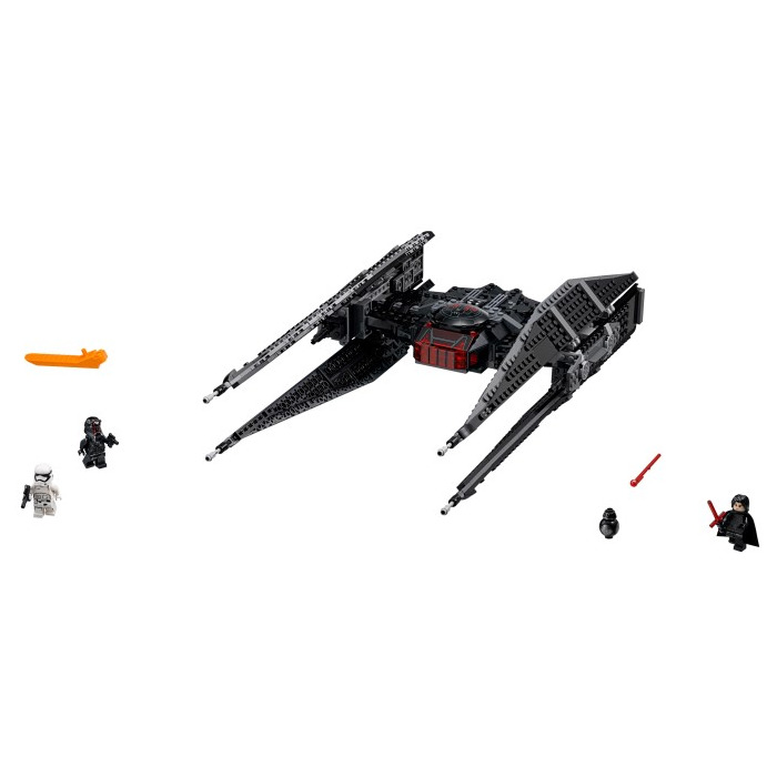 lego tie fighter instructions
