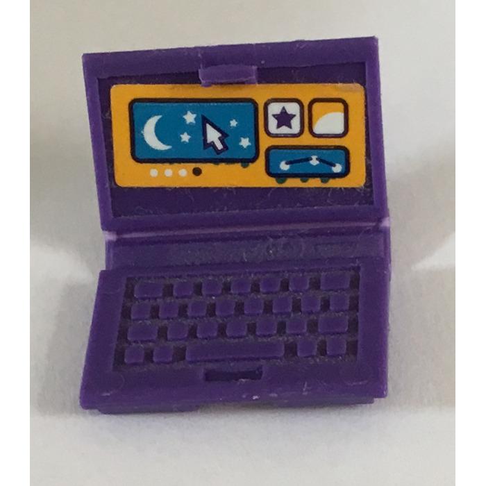 LEGO Dark Purple Laptop Brand NEW