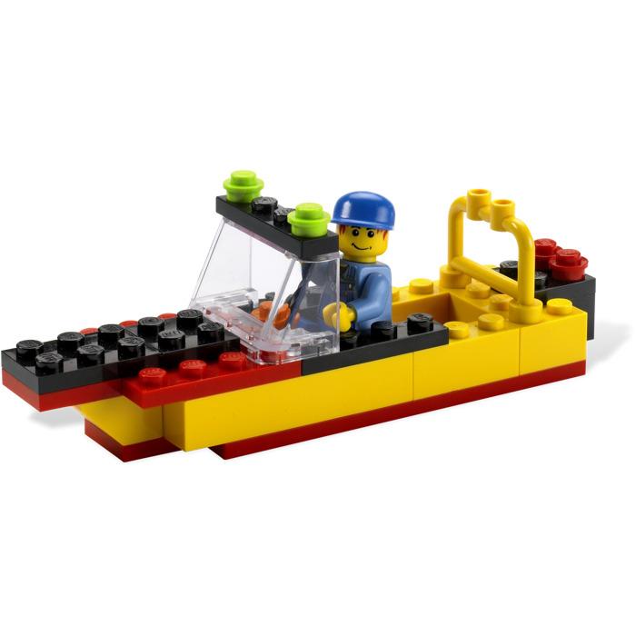 LEGO Large Brick Box Set 6166 | Brick Owl - LEGO Marketplace