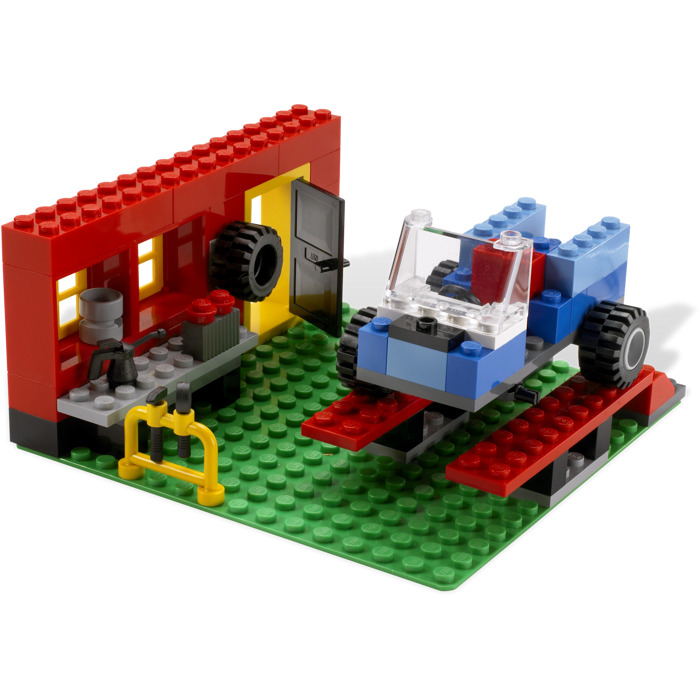 LEGO Large Brick Box Set 6166 | Brick Owl - LEGO Marketplace