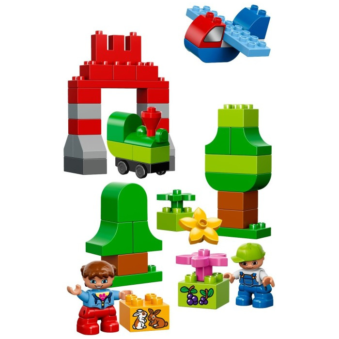 lego creative box instructions