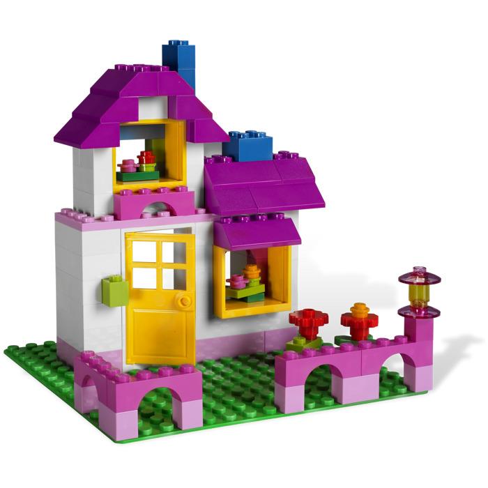 LEGO Large Pink Brick Box Set 5560 | Brick Owl - LEGO ...
