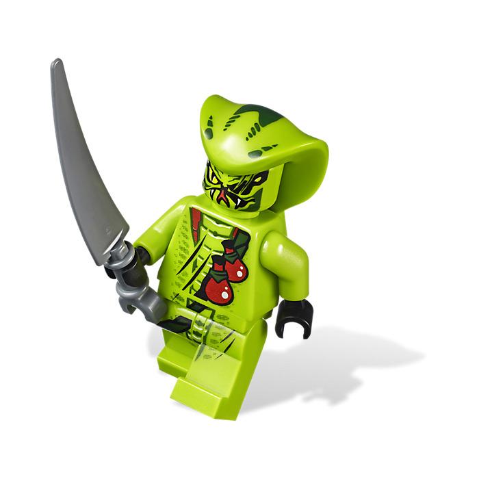 LEGO Lasha's Bite Cycle Set 9447