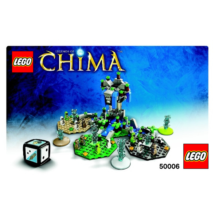 Lego Legends Of Chima 50006 Instructions Brick Owl Lego
