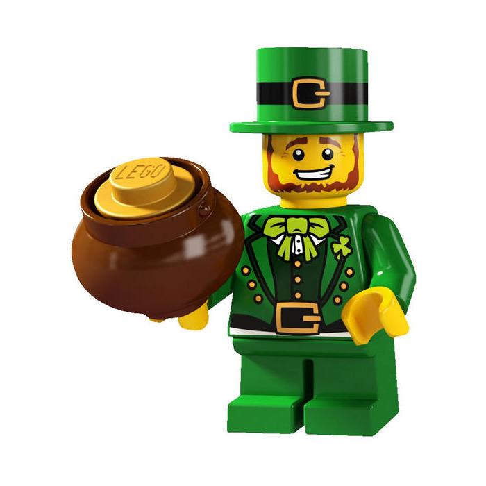 Image result for lego leprechaun
