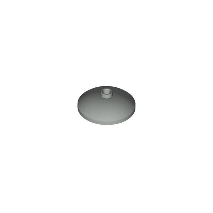 2 x LEGO 35268 Disque Radar Parabole transparent Dish 3x3 Parabola NEUF NEW