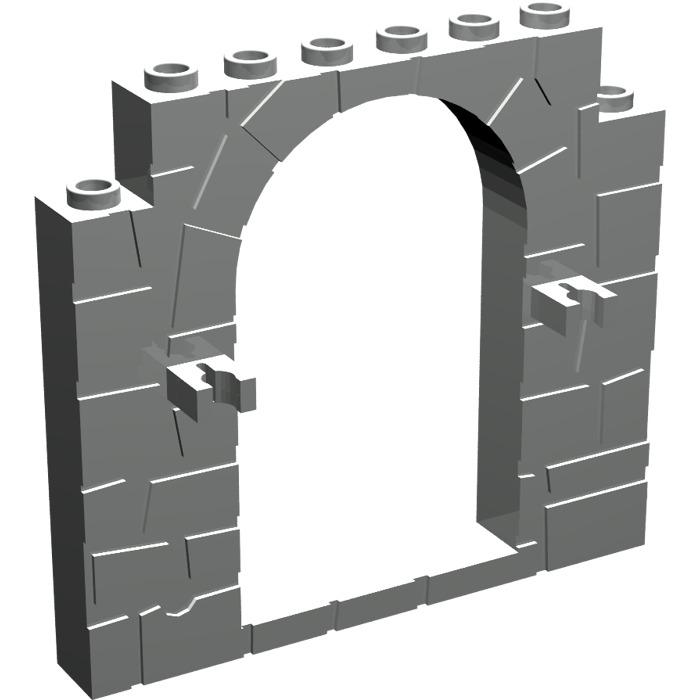 LEGO Door 1 x 8 x 6 Frame (40242)   Brick Owl - LEGO Marketplace