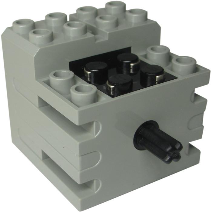 lego small technic motor 28 grams brick owl lego. Black Bedroom Furniture Sets. Home Design Ideas