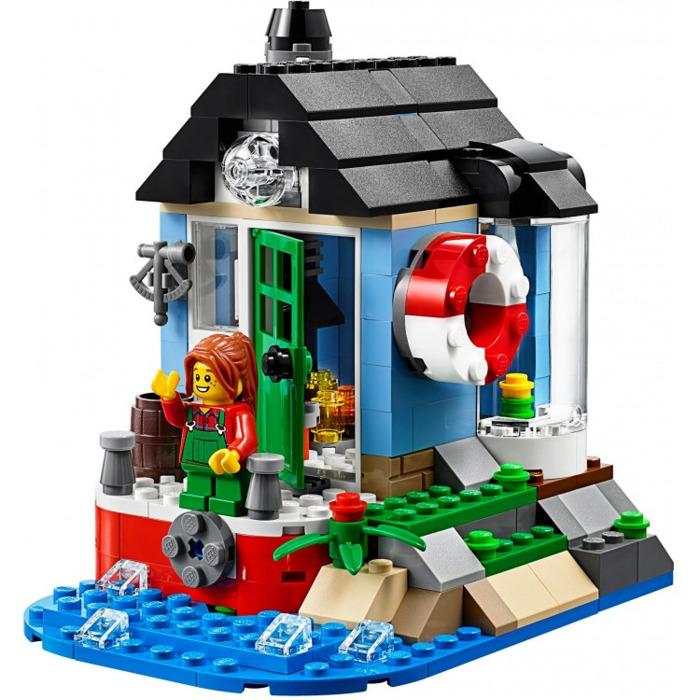 lego lighthouse instructions 31051