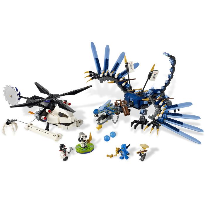 Lego Ninjago Dragon LEGO Lightning ...