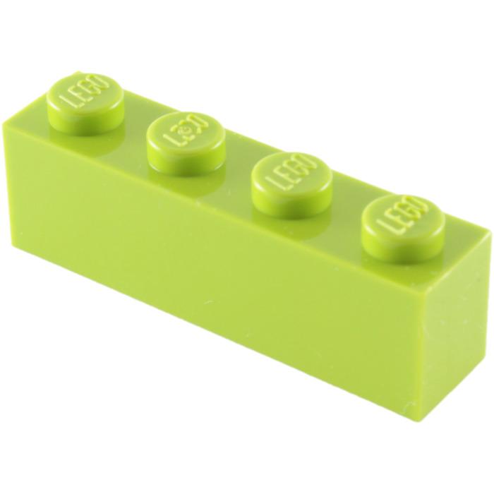 lego lime brick 1 x 4 3010 brick owl lego marketplace. Black Bedroom Furniture Sets. Home Design Ideas
