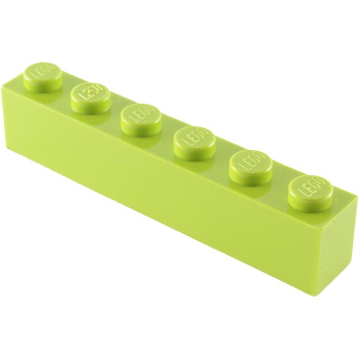 Lime Brick On Image : Lego lime brick  owl marketplace