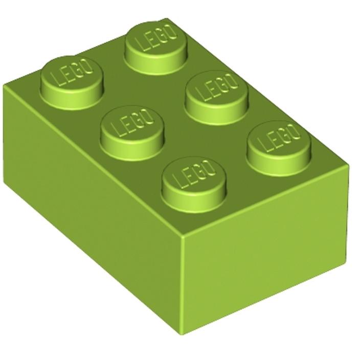Lego-3002-Brick 2x3  choose colour x1
