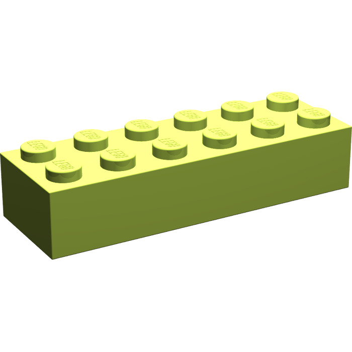 Lime Brick On Image : Lego lime brick  owl