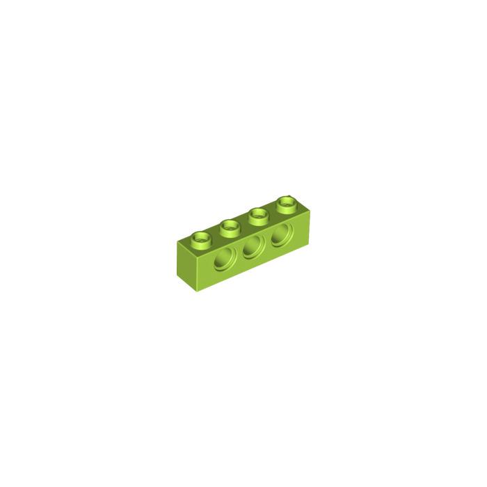 6x 3701 lego Technic agujero barra 1x4 nuevo oscuro gris Dark bluish Gray 4213607
