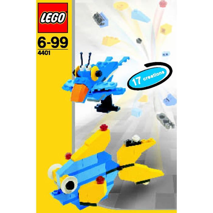 Lego Little Creations Set 4401 Instructions Brick Owl Lego