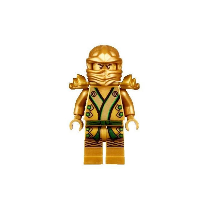 lego lloyd golden ninja minifigure brick owl lego marketplace