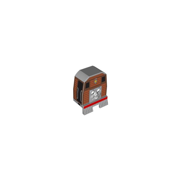 lego loco front 3 x 4 x 3 5 toby 52059 52845 brick owl lego marketplace. Black Bedroom Furniture Sets. Home Design Ideas
