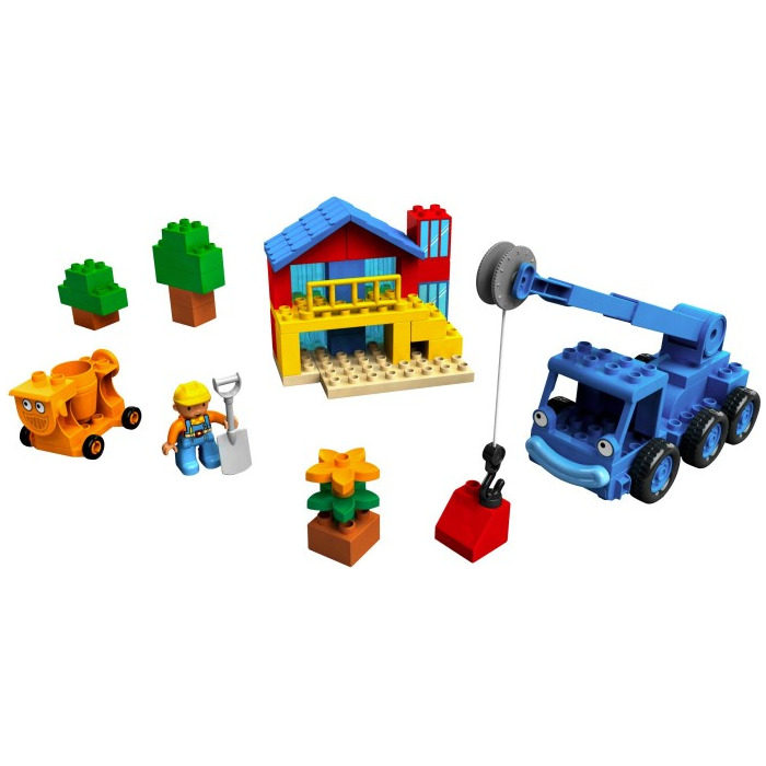 1  LEGO Lofty and Dizzy Hard Bob The Builder Lofty Lego