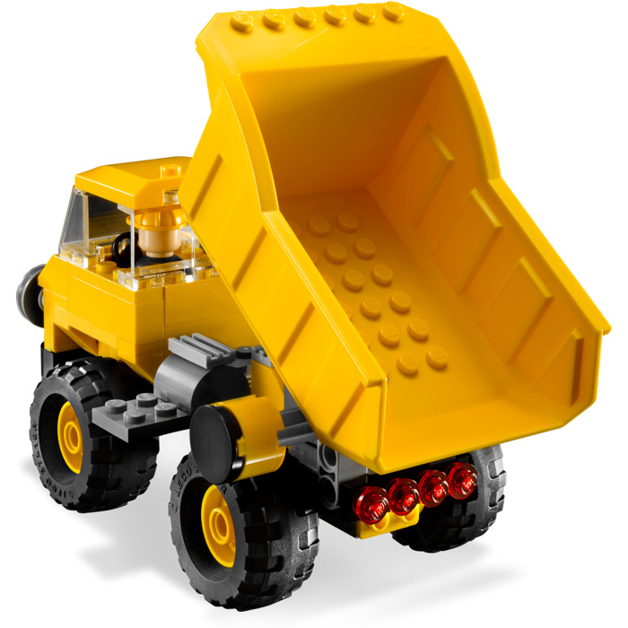 Lego Dump Truck Instructions