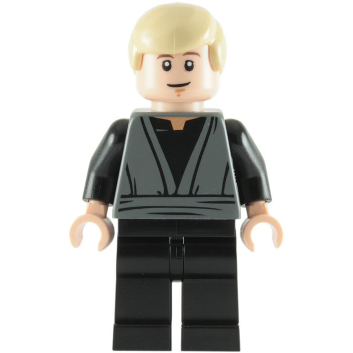 LEGO Luke Skywalker Minifigure Comes In   Brick Owl - LEGO ...