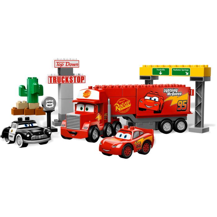 Lego Duplo Cars Mack S Road Trip