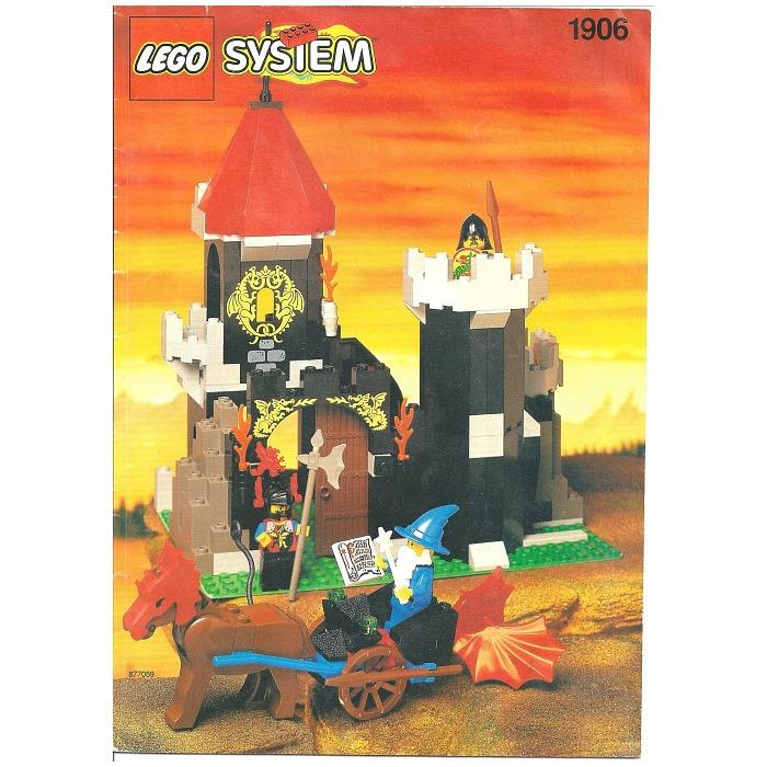 Lego Majistos Tower Set 1906 Brick Owl Lego Marketplace