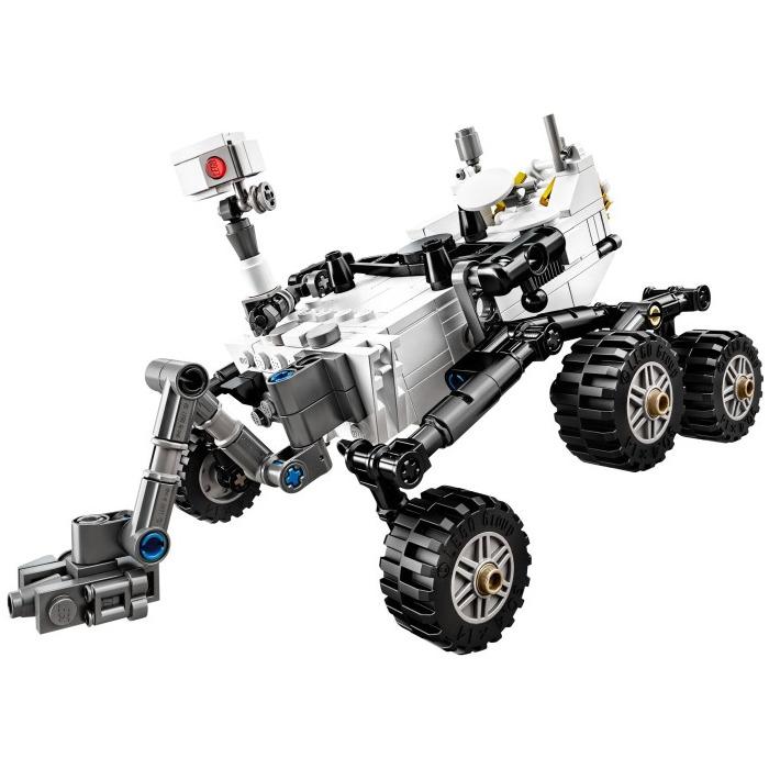 ev3 mars rover instructions