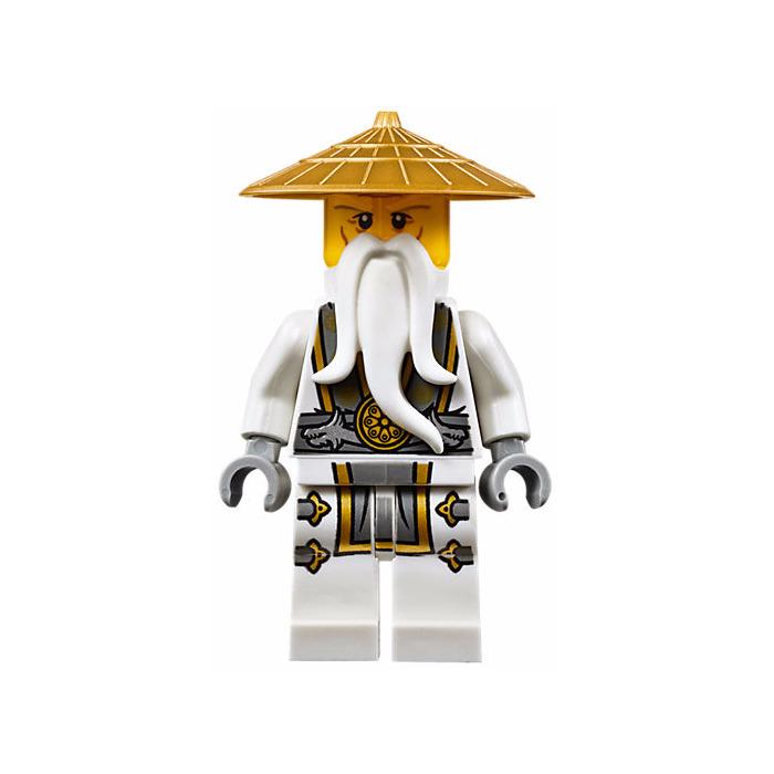 LEGO Master Wu Minifigure   Brick Owl - LEGO Marketplace