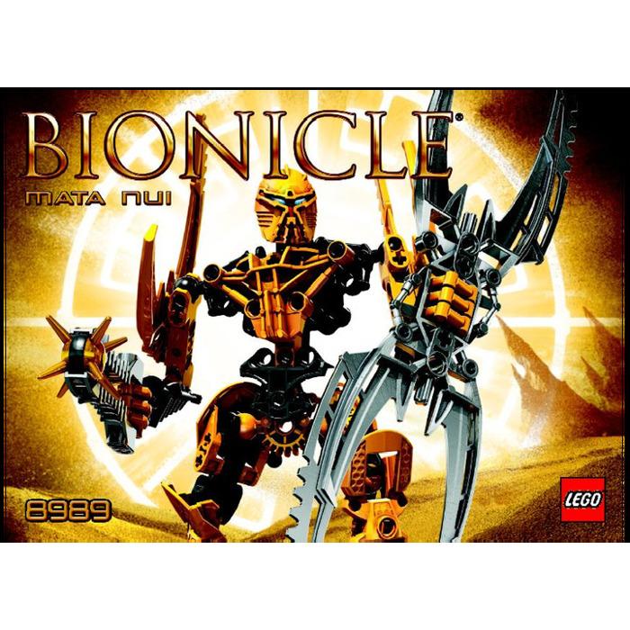 Lego Bionicle Instructions 2009