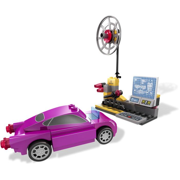 LEGO Mater's Spy Zone Set 8424
