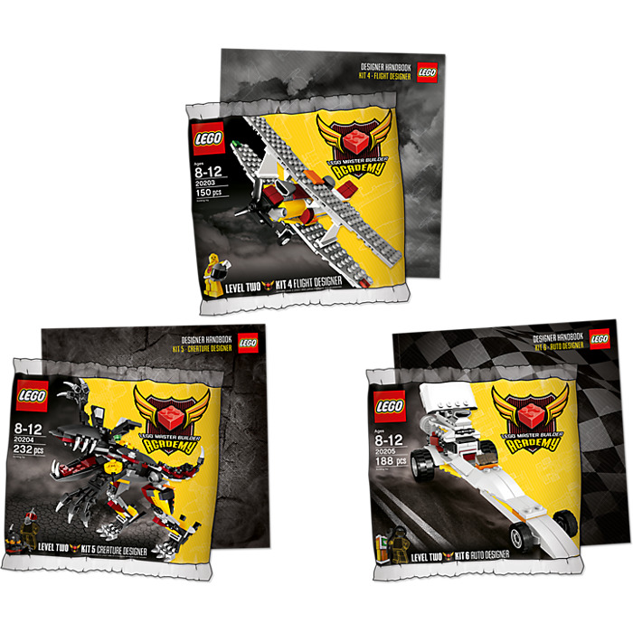 LEGO MBA Kits 4-6 Set 5001273 | Brick Owl - LEGO Marketplace