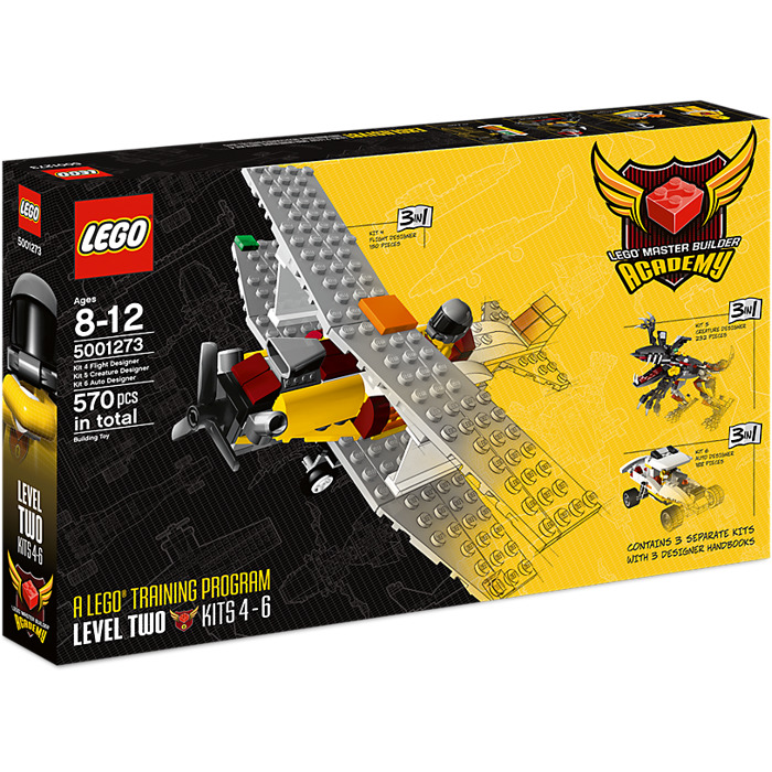 LEGO MBA Kits 4-6 Set 5001273 Packaging | Brick Owl - LEGO Marketplace