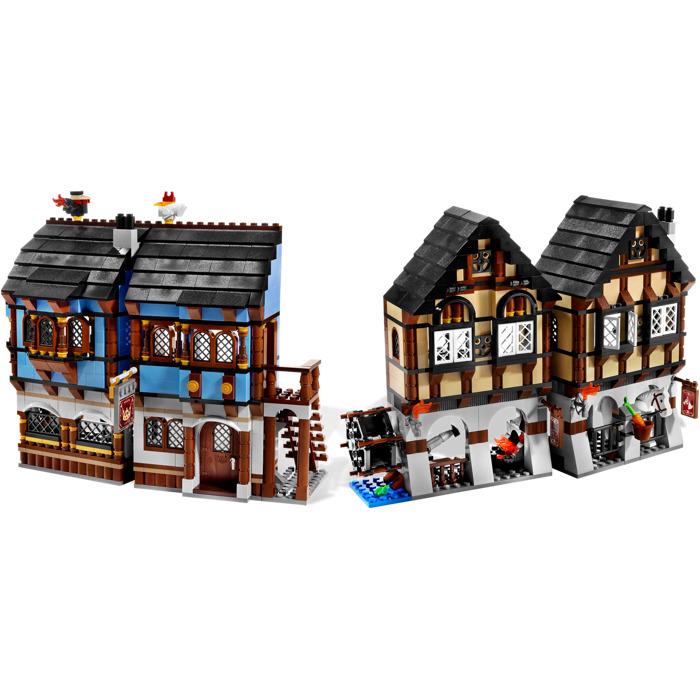 LEGO Medieval Market Village Set 10193 | Brick Owl - LEGO Marketplace