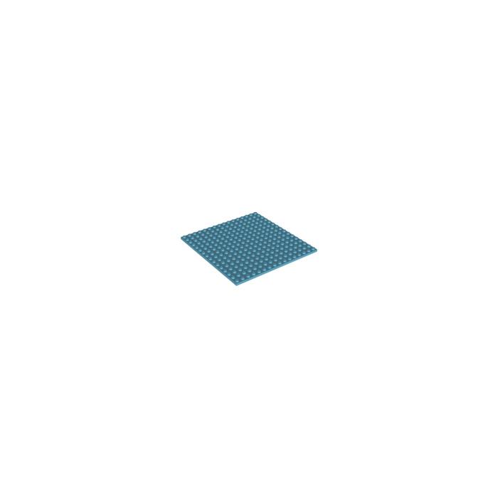 4611777 Brick 91405 LEGO NEW 16x16 Bright Green Plate 1x