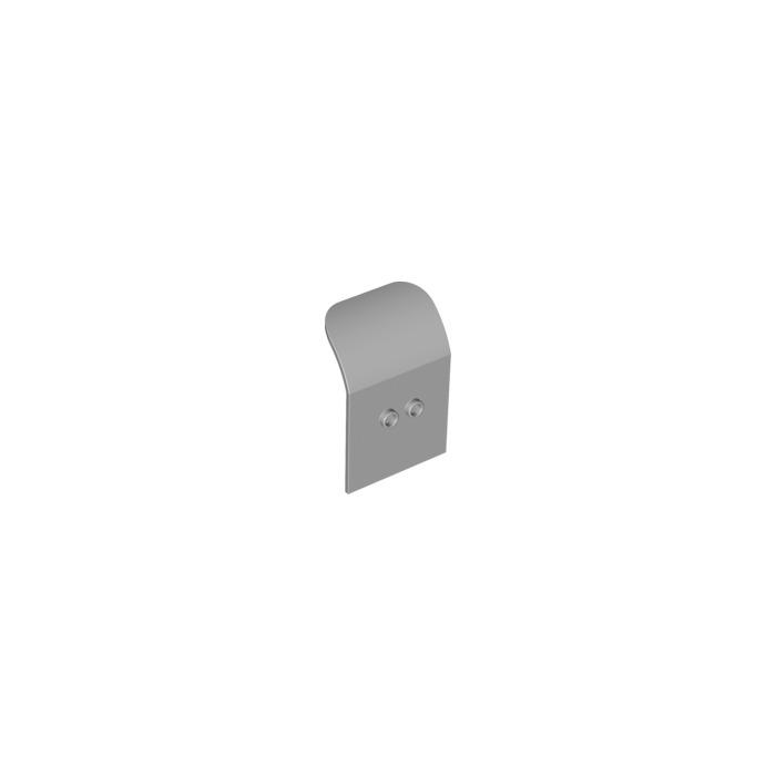 LEGO Medium Stone Gray Airplane Door (54097)