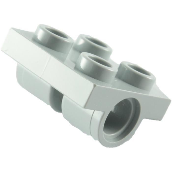 LEGO Medium Stone Gray Plate 2 x 2 with Holes (2817 ...