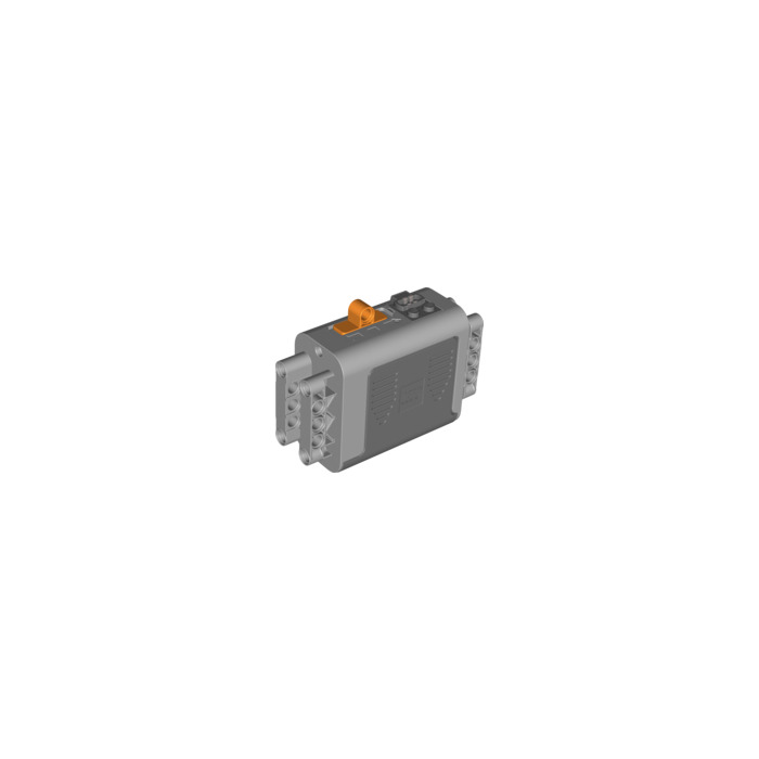 ... LEGO Medium Stone Gray Power Functions Battery Box with Beam Connectors (16511 / 58119)  sc 1 st  Brick Owl & LEGO Medium Stone Gray Power Functions Battery Box with Beam ... Aboutintivar.Com