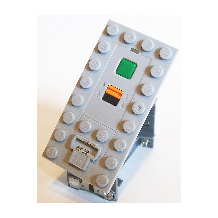 LEGO Medium Stone Gray Top for Power Functions Battery Box (87513)  sc 1 st  Brick Owl & LEGO Top for Power Functions Battery Box (87513) | Brick Owl ... Aboutintivar.Com