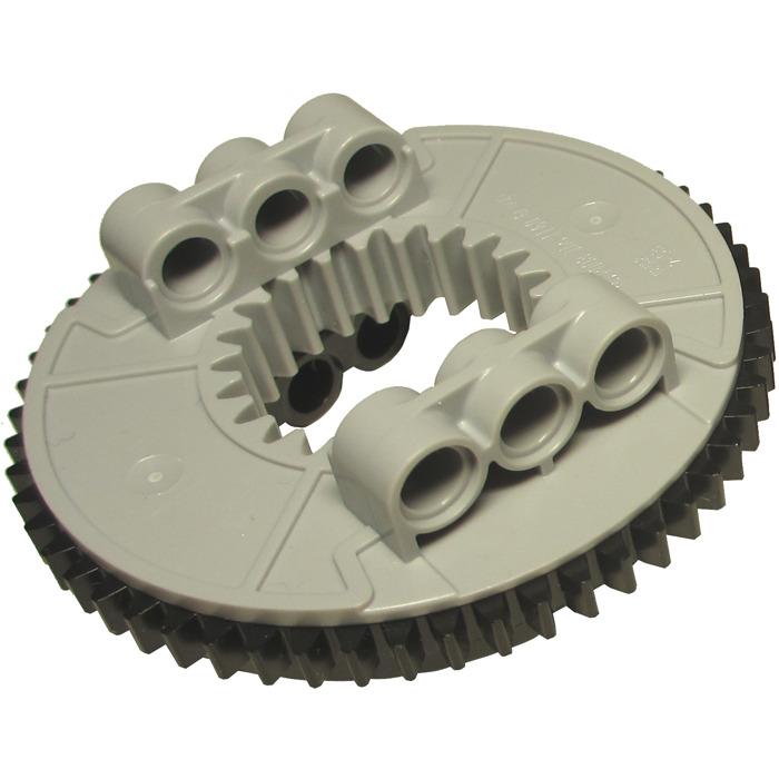 Lego ® 50163 Technic Turntable Turntable Light Grey//Black 18938//18939 NEW