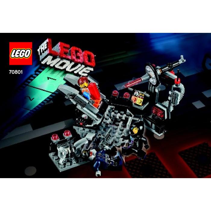 Lego Melting Room Set