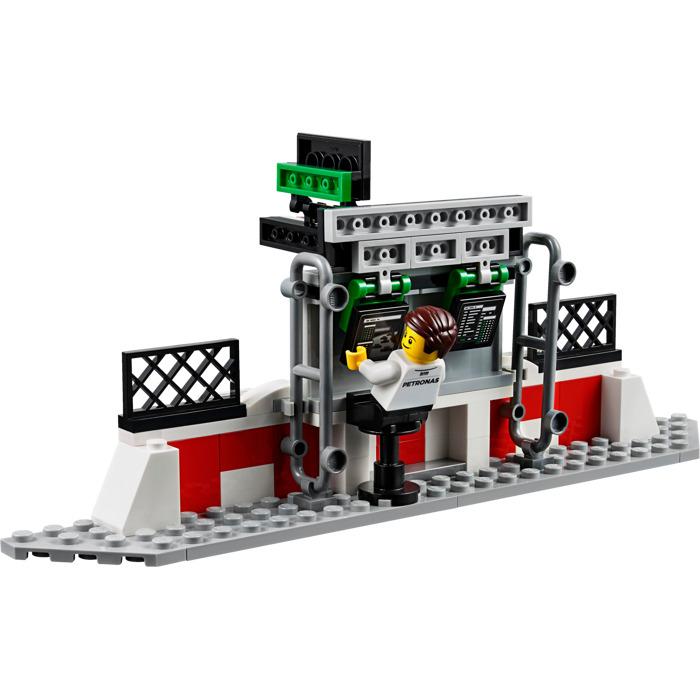 lego mercedes amg instructions