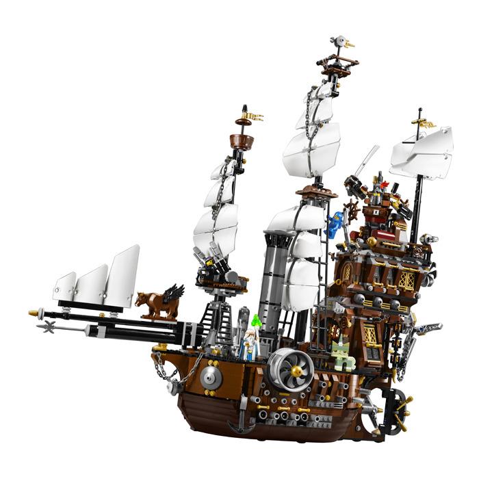 Lego Metalbeard S Sea Cow Set 70810 Brick Owl Lego Marketplace